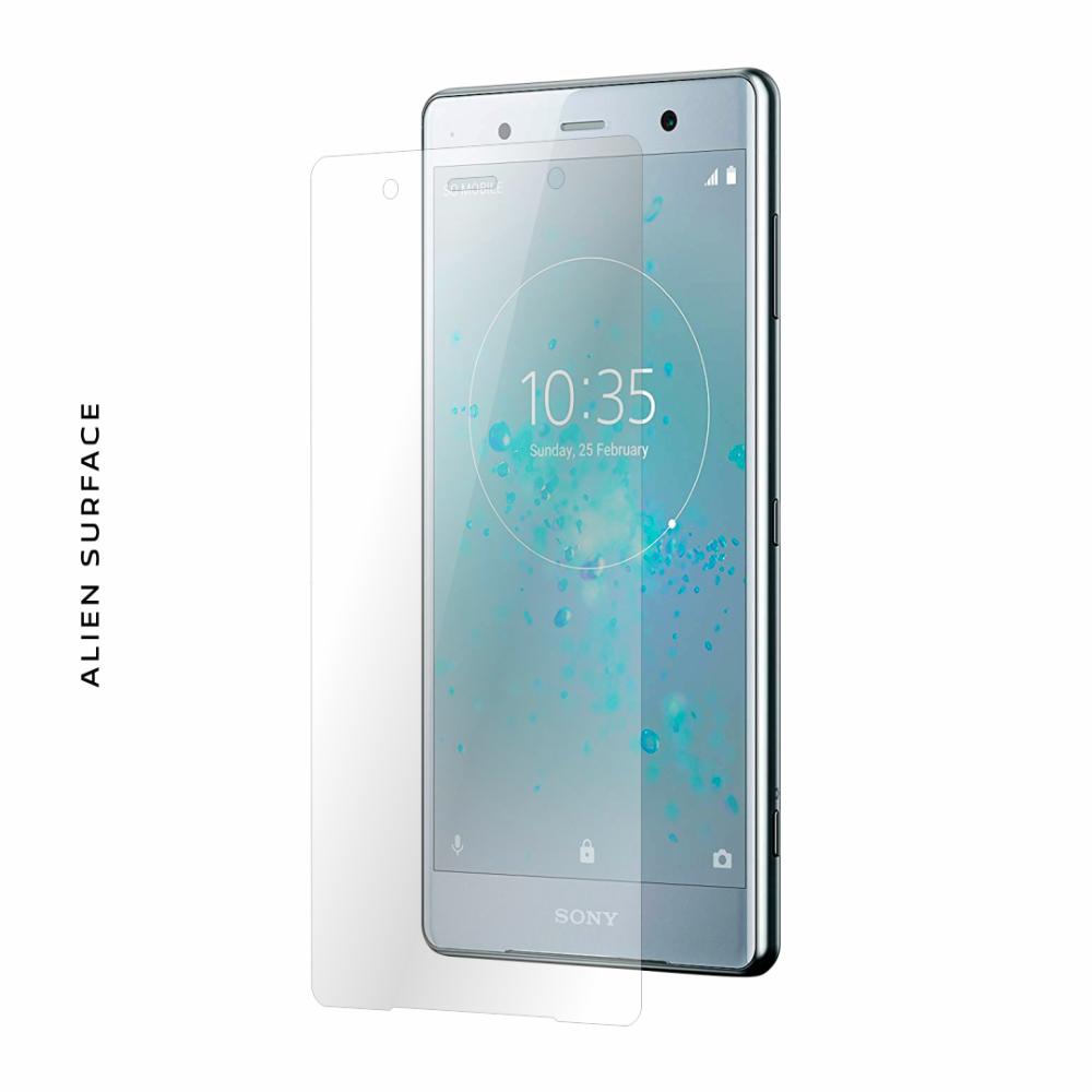 Sony Xperia XZ2 Premium folie protectie Alien Surface