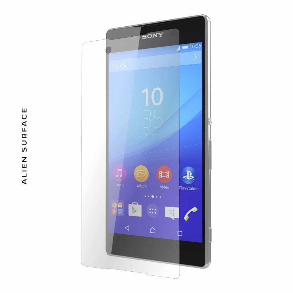 Sony Xperia Z4 (Z3+ E6553, Z3+ E6533 Dual) folie protectie Alien Surface