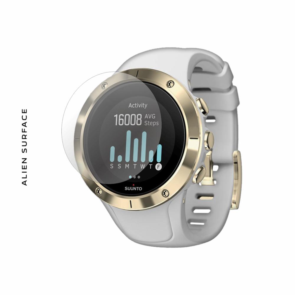 Suunto Spartan Sport Wrist HR Gold folie protectie Alien Surface