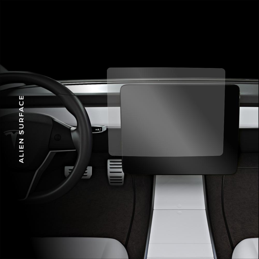 Tesla Model 3 folie protectie Alien Surface