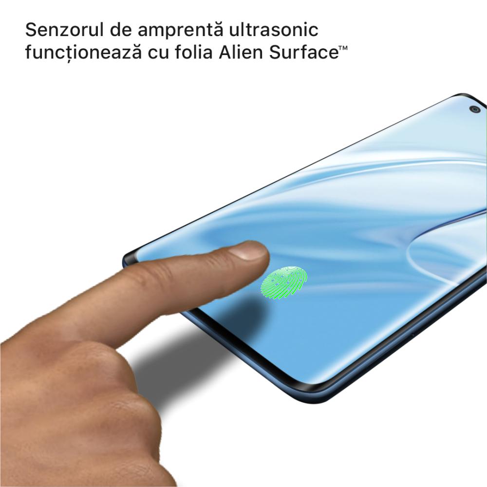 Xiaomi Mi 10 5G folie protectie Alien Surface