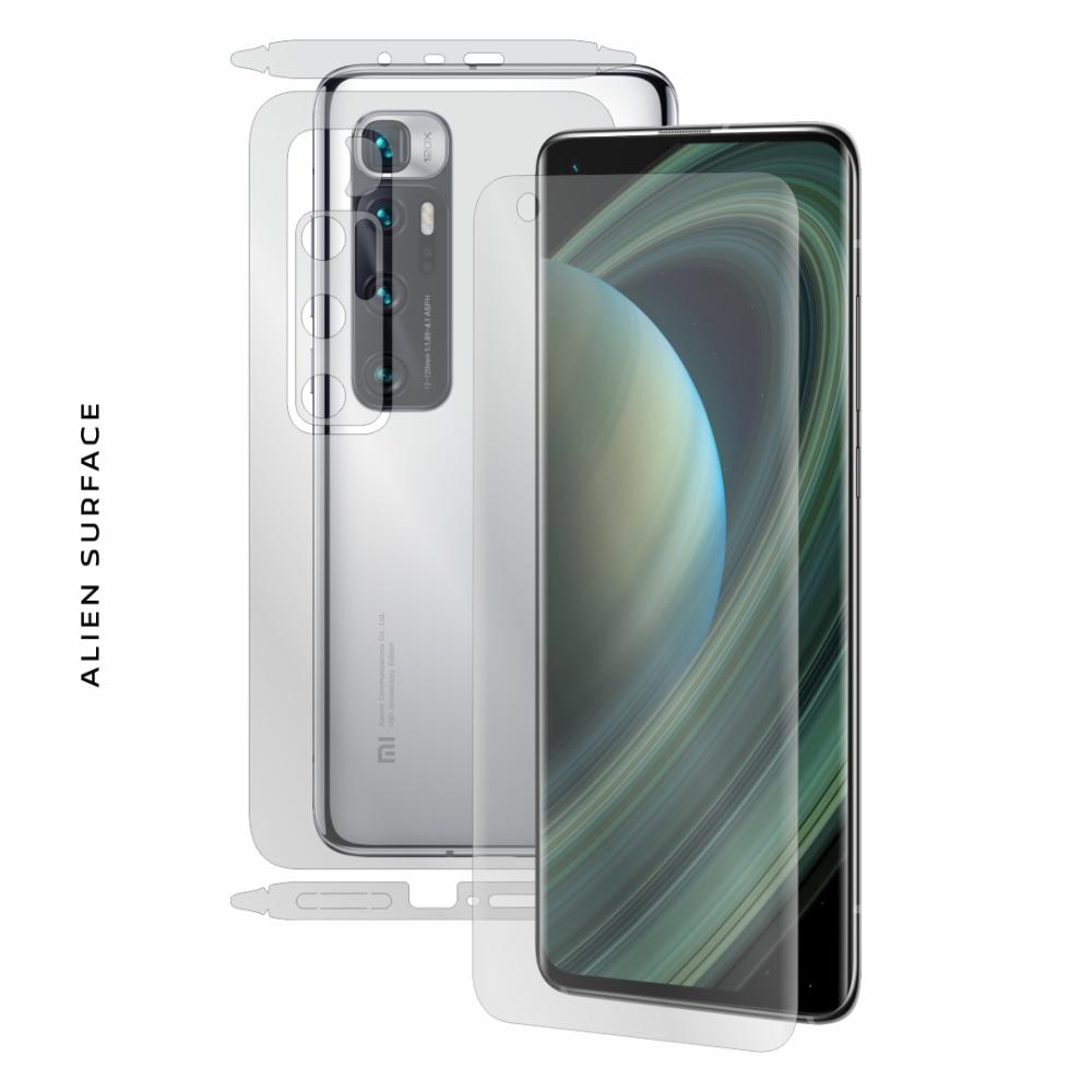 Xiaomi Mi 10 Ultra folie protectie Alien Surface