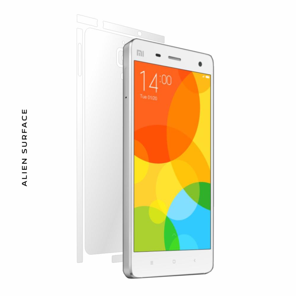 Xiaomi Mi 4 folie protectie Alien Surface