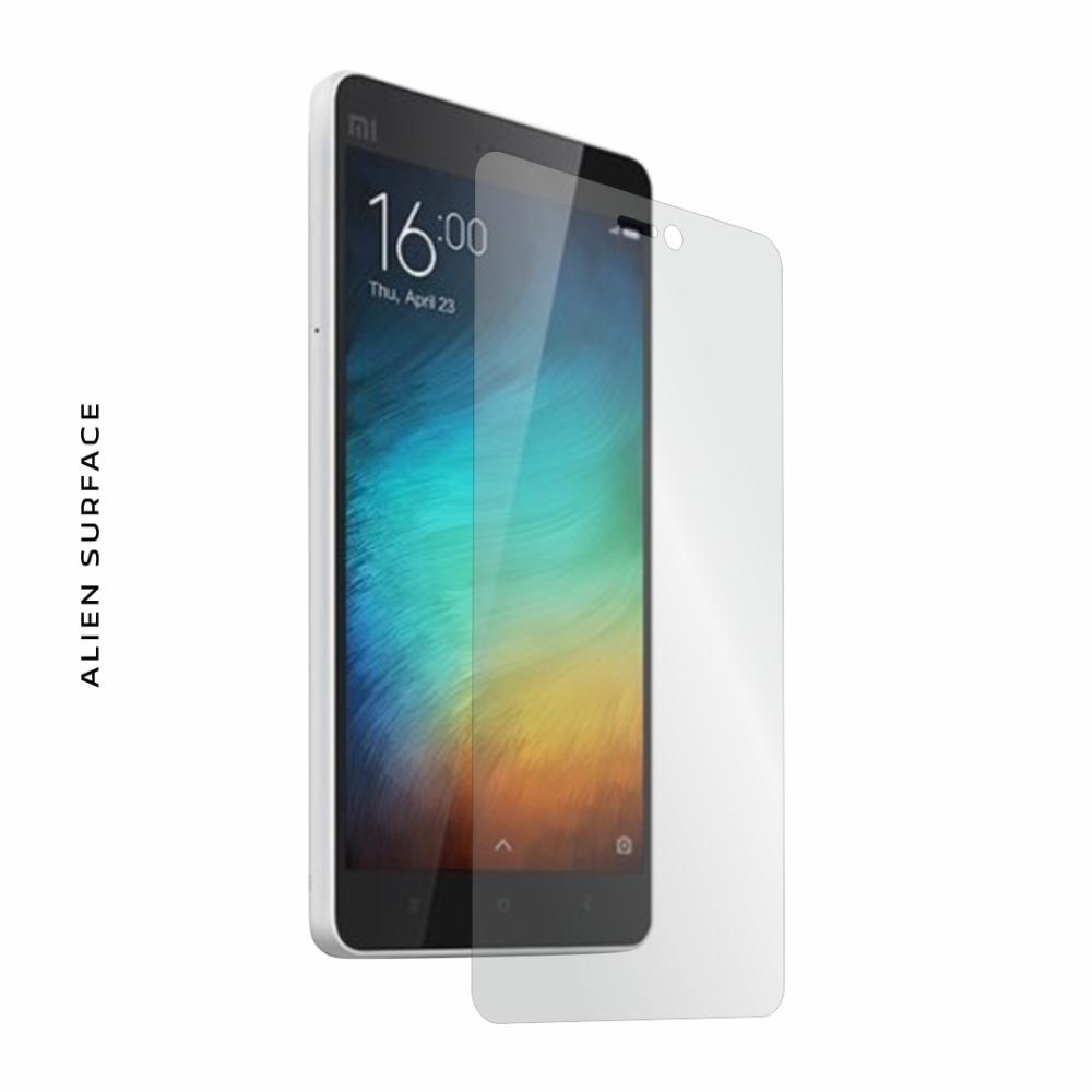 Xiaomi Mi 4c folie protectie Alien Surface