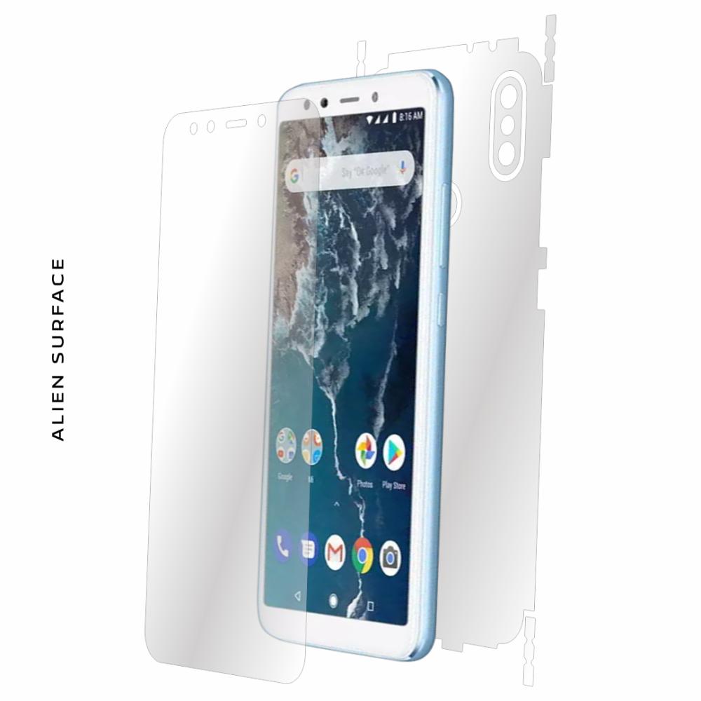 Xiaomi Mi A2 folie protectie Alien Surface