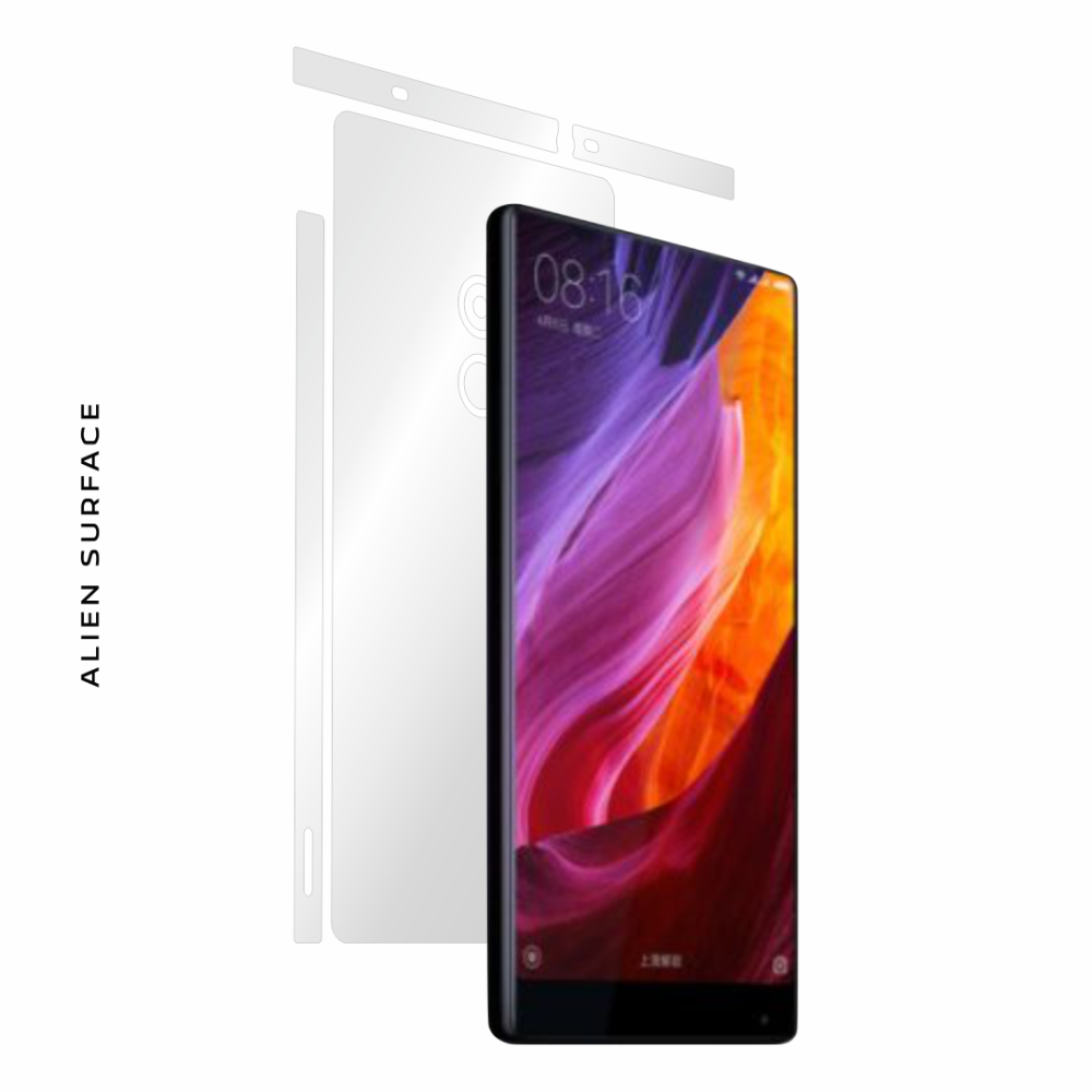 Xiaomi Mi Mix folie protectie Alien Surface