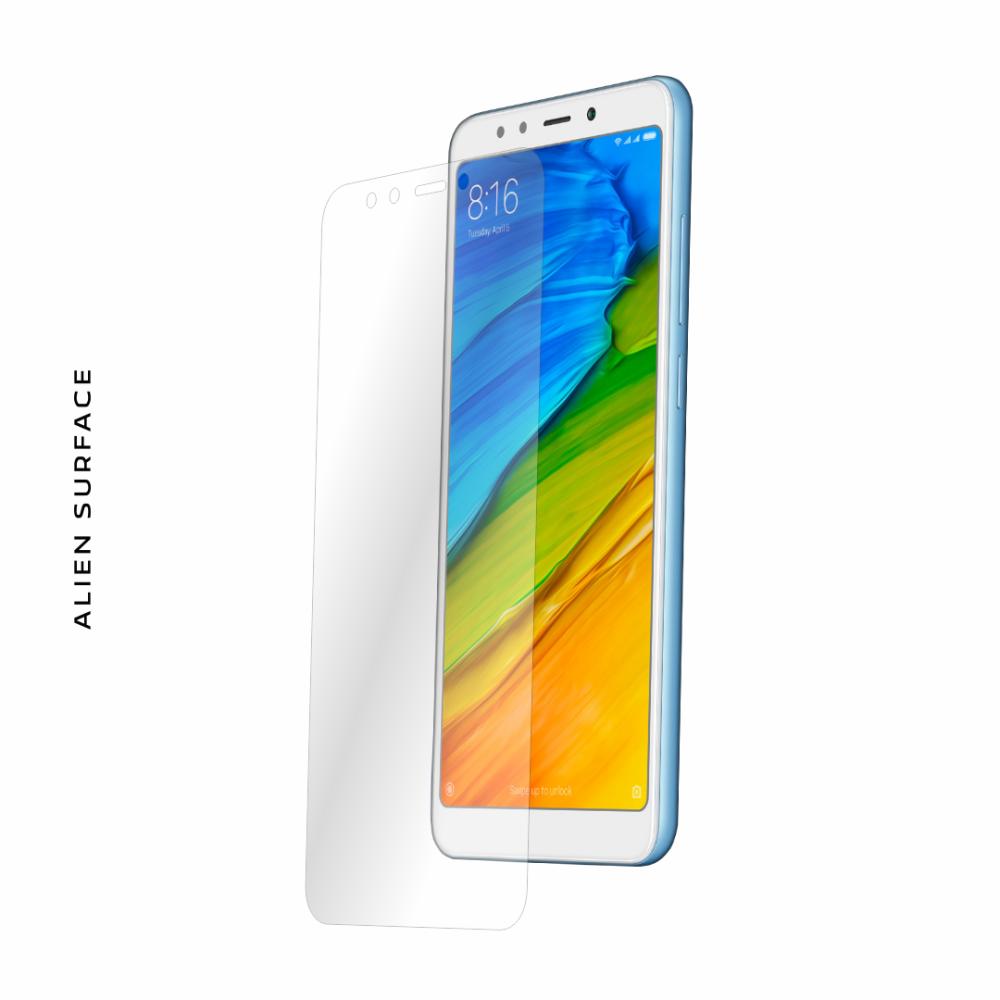Xiaomi Redmi 5 folie protectie Alien Surface