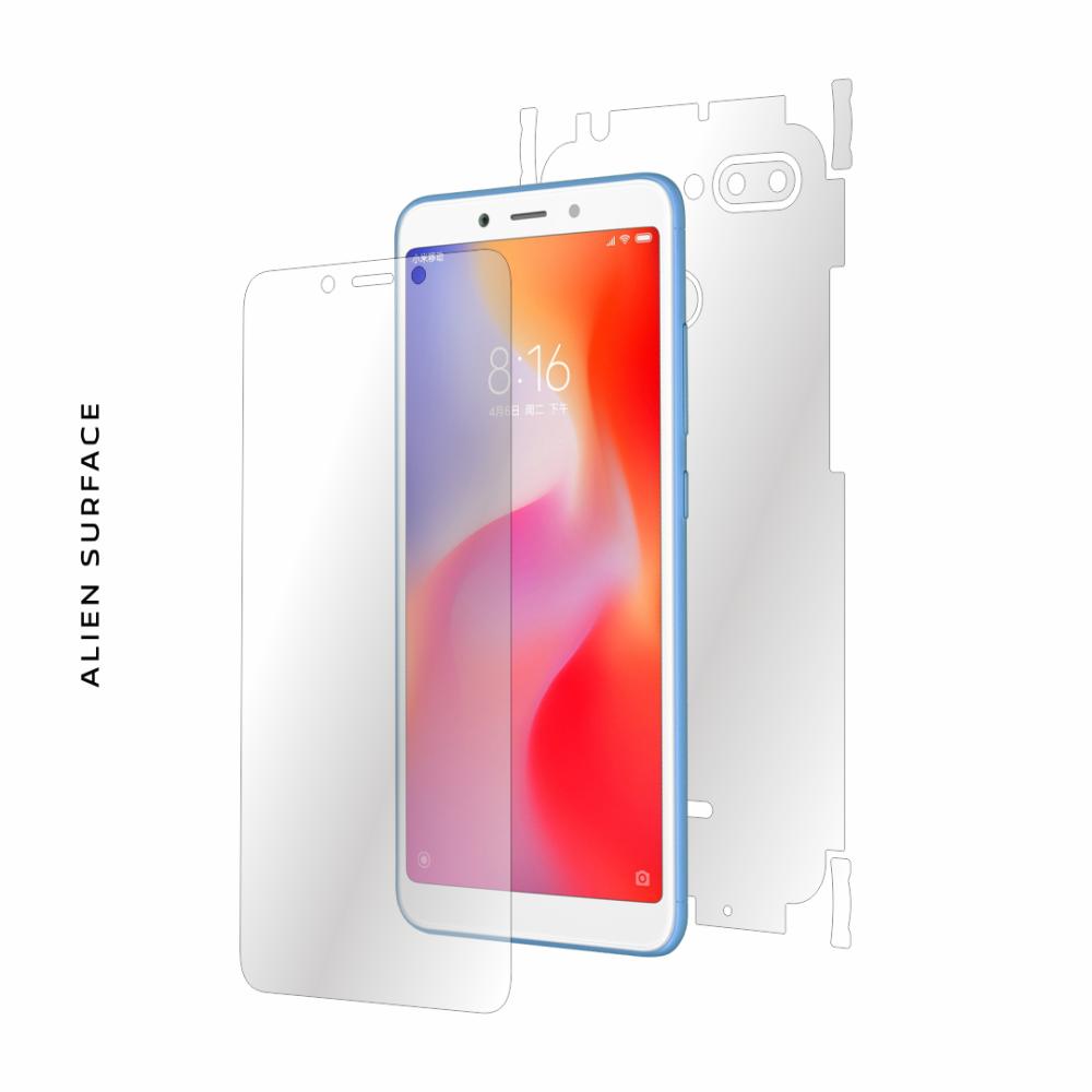 Xiaomi Redmi 6 folie protectie Alien Surface