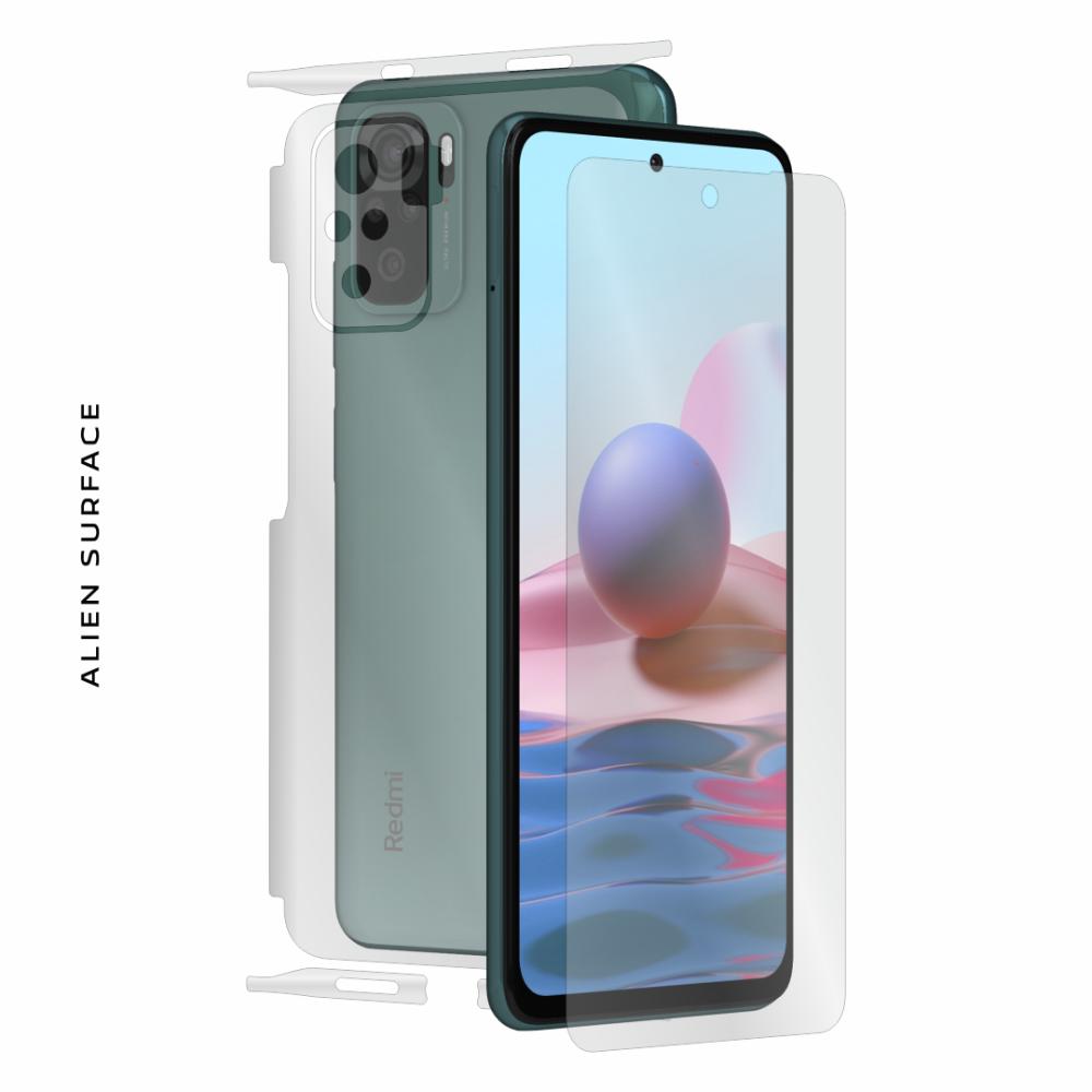 Xiaomi Redmi Note 10 folie protectie Alien Surface
