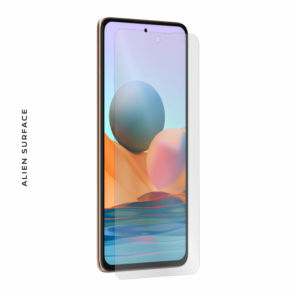 Xiaomi Redmi Note 10 Pro folie protectie Alien Surface