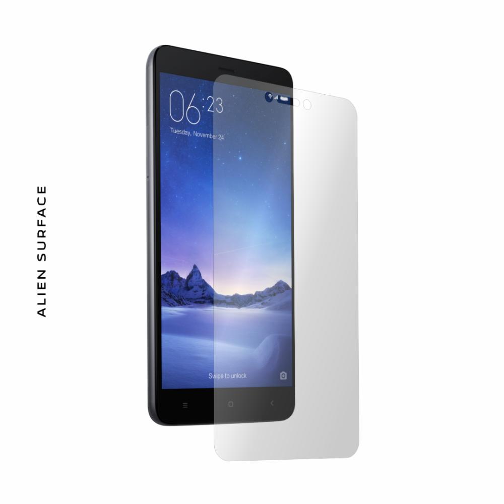 Xiaomi Redmi Note 4 MediaTek folie protectie Alien Surface