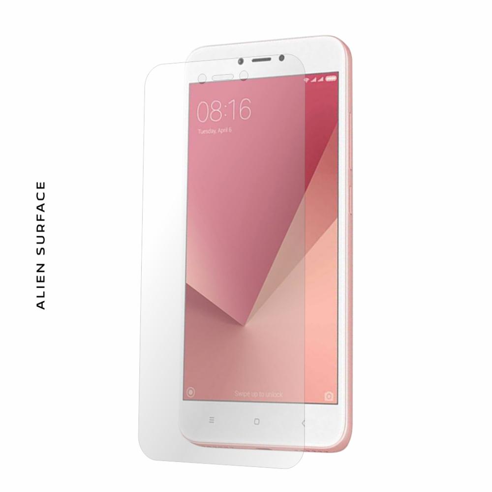 Xiaomi Redmi Note 5A Standard Ed. folie protectie Alien Surface