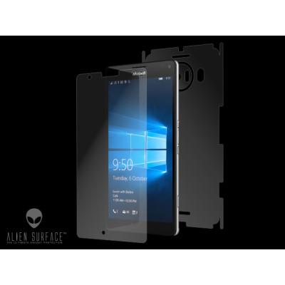 Microsoft Lumia 950 XL folie de protectie ecran, carcasa, laterale