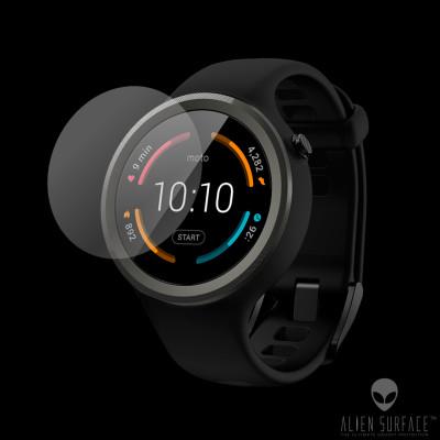 Motorola Moto 360 ecran