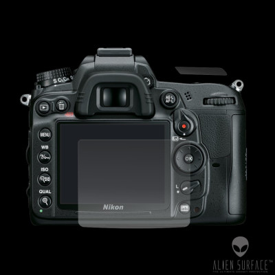Nikon D7000 folie protectie ecran Alien Surface HD