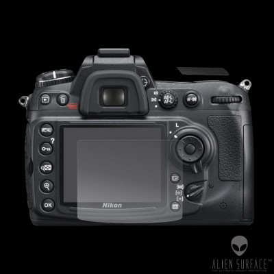 Nikon D300S folie protectie ecran Alien Surface HD