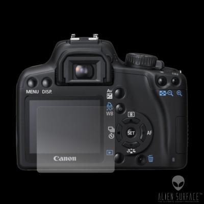 Canon EOS 1000D folie protectie ecran