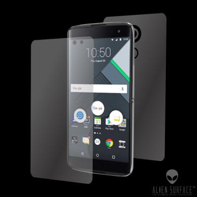 BlackBerry DTEK60 folie protectie Alien Surface ecran, carcasa, laterale