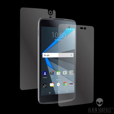 BlackBerry DTEK50 folie protectie Alien Surface ecran, carcasa, laterale