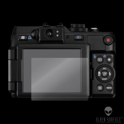 Canon PowerShot G1X folie protectie ecran Alien Surface