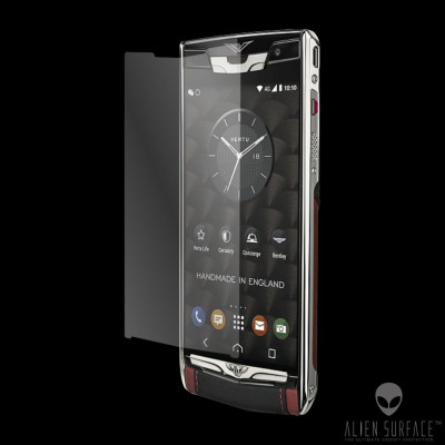 Vertu Signature Touch (2015) folie protectie ecran Alien Surface
