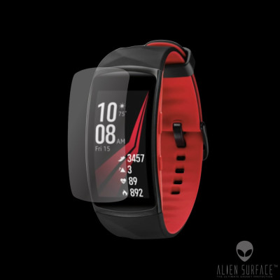 Samsung Galaxy Gear Fit 2 Pro folie protectie ecran Alien Surface HD