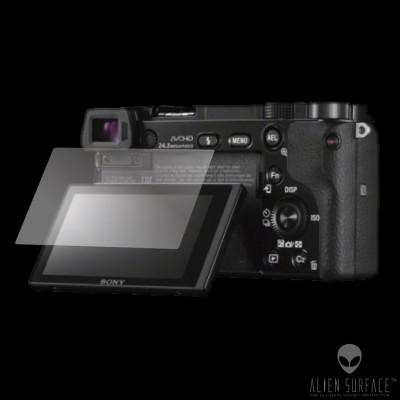 Sony A6300 folie protectie ecran Alien Surface HD