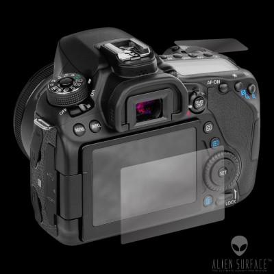 Canon EOS 80D folie protectie ecran