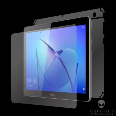 Huawei MediaPad T3 10 inch folie protectie ecran, spate, laterale Alien Surface