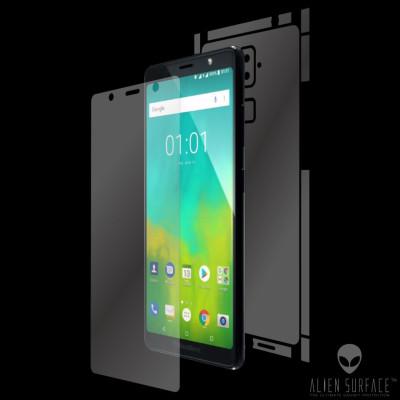 BlackBerry Evolve folie de protectie ecran, carcasa, laterale
