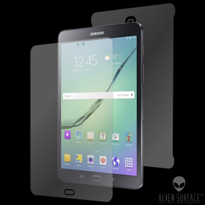 Samsung Galaxy Tab S2 Wi-Fi 8 inch inch folie protectie ecran, carcasa, laterale Alien Surface