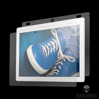 Lenovo TAB A TB X103F, 10.1 folie protectie ecran, carcasa, laterale Alien Surface