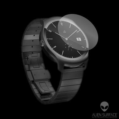 Mobvoi Ticwatch 2 folie protectie Alien Surface HD