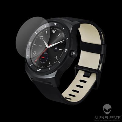 LG G Watch R W110 folie protectie ecran Alien Surface