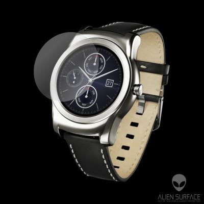 LG Watch Urbane W150 folie protectie ecran Alien Surface