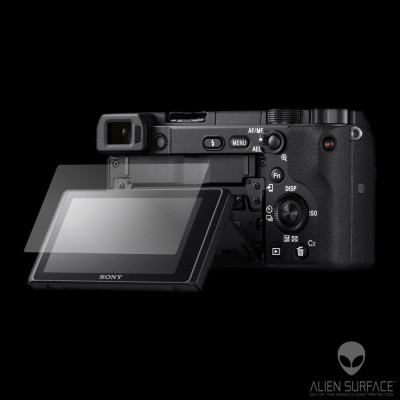 Sony A6400 folie protectie ecran Alien Surface XHD