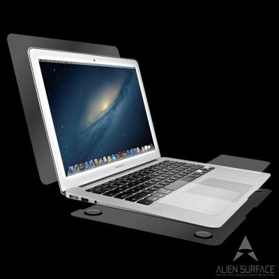 Apple MacBook Air 11 inch folie protectie completa Alien Surface