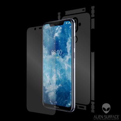 Nokia 8.1 (2019) folie ecran, carcasa, laterale