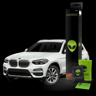 BMW X3 folie protectie ecran Alien Surface