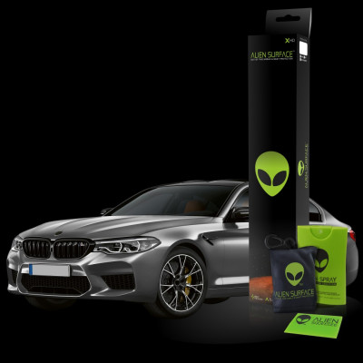 BMW Seria 5 (2019) folie protectie ecran Alien Surface