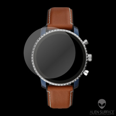 Fossil Smartwatch Q Explorist Gen 4 FTW4016 folie protectie Alien Surface