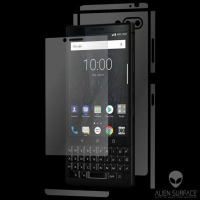 BlackBerry KEY2 folie protectie Alien Surface ecran, carcasa, laterale