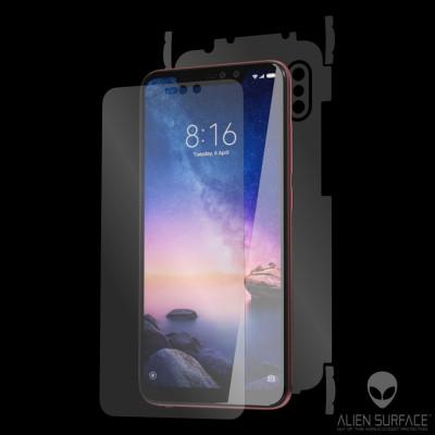 Xiaomi Redmi Note 6 Pro folie protectie Alien Surface XHD