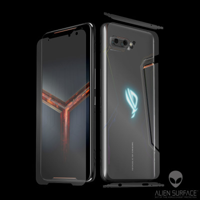 Asus ROG Phone II ZS660KL folie protectie Alien Surface XHD