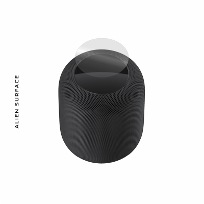Apple HomePod folie protectie Alien Surface