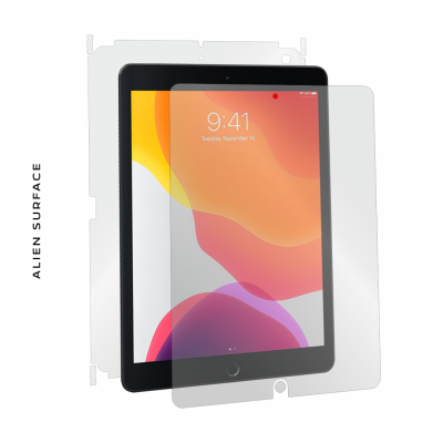 Apple iPad 10.2 (2019) Gen.7 folie protectie Alien Surface