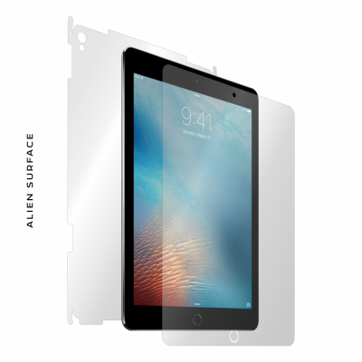 Apple iPad 9.7 inch (2016) folie protectie Alien Surface