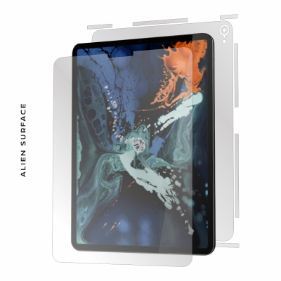 Apple iPad Pro 12.9 inch (2018) folie protectie Alien Surface