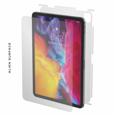 Apple iPad Pro 12.9 inch (2020) folie protectie Alien Surface