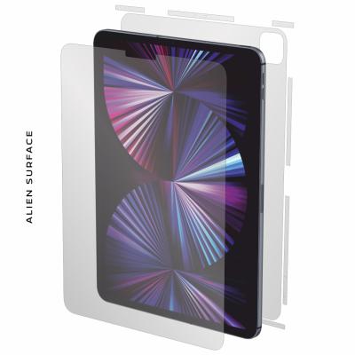 Apple iPad Pro 12.9 inch (2021) folie protectie Alien Surface